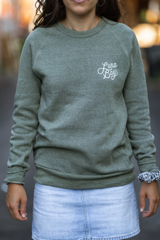 Crewneck Sweatshirt Green