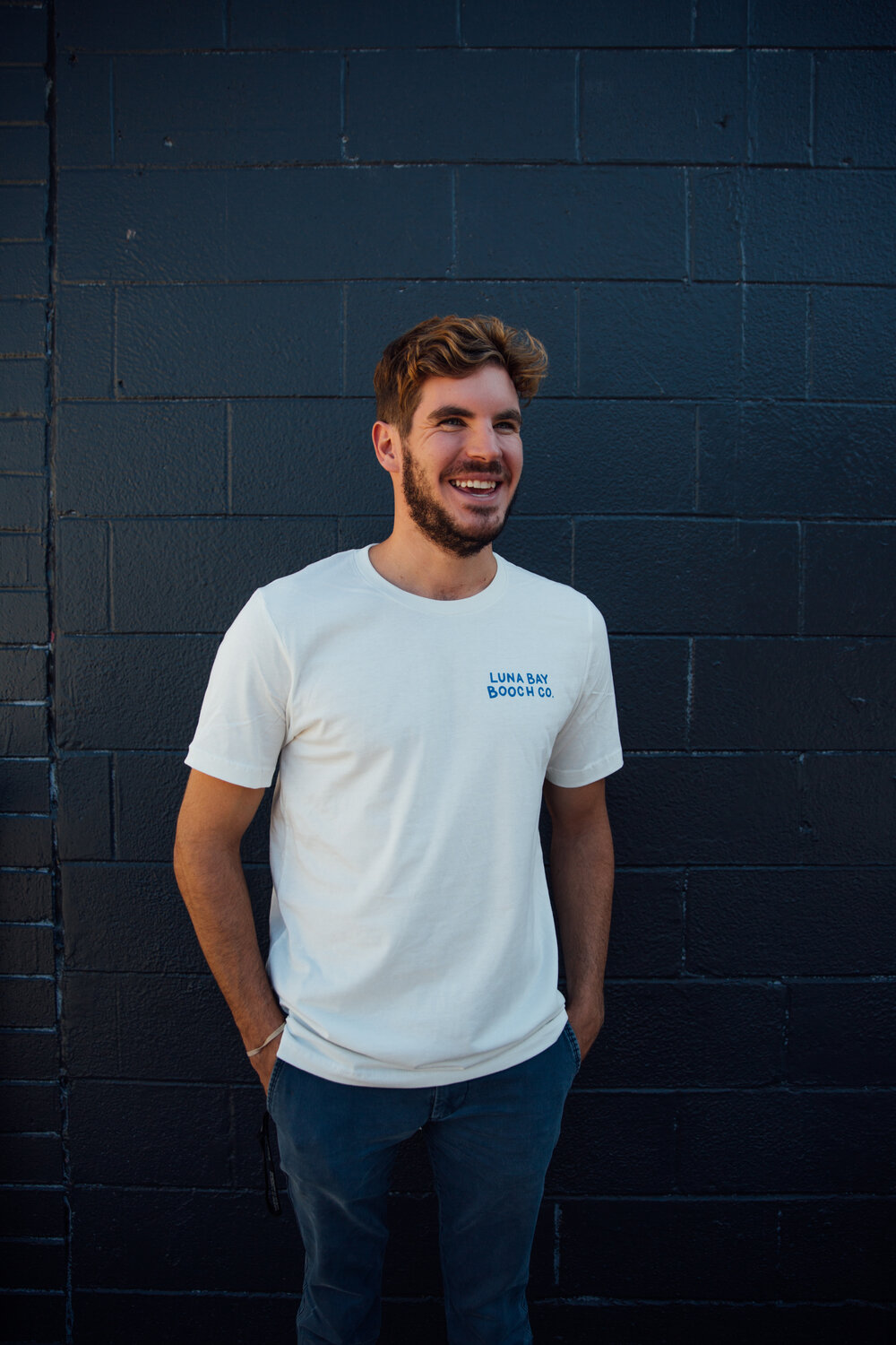 Limited Edition Chicago Tee Blue