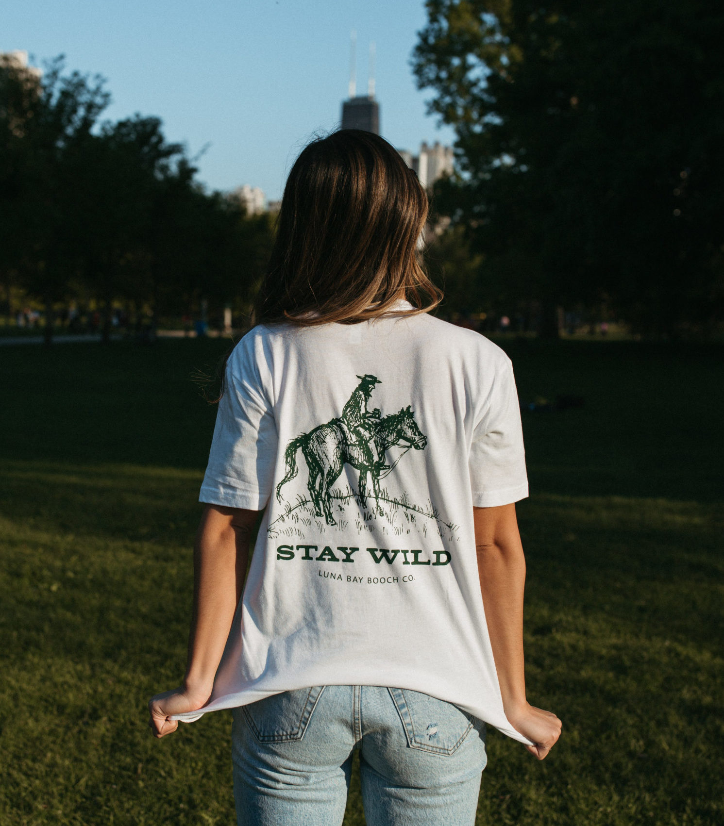 Limited Edition STAY WILD Tee